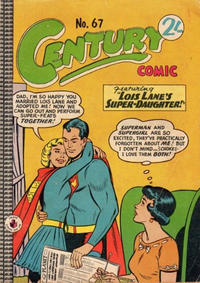 Cover Thumbnail for Century Comic (K. G. Murray, 1961 series) #67