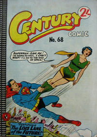 Cover Thumbnail for Century Comic (K. G. Murray, 1961 series) #68