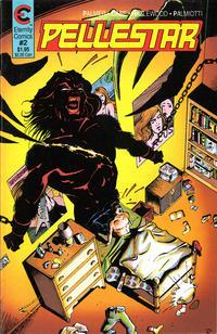 Cover Thumbnail for Pellestar (Malibu, 1987 series) #2