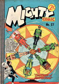 Cover Thumbnail for Mighty Comic (K. G. Murray, 1960 series) #27