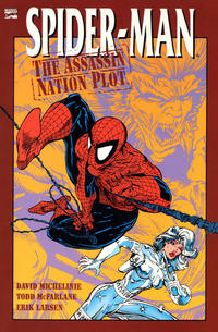 Cover Thumbnail for Spider-Man: The Assassin Nation Plot (Marvel, 1992 series)