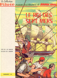 Cover Thumbnail for Barbe-Rouge (Dargaud, 1961 series) #2 - Le roi des sept mers