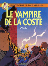 Cover Thumbnail for Une aventure de Dick Herisson (Dargaud éditions, 1984 series) #4