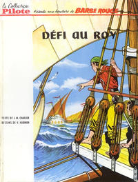 Cover Thumbnail for Barbe-Rouge (Dargaud, 1961 series) #4 - Défi au Roy [1st printing]