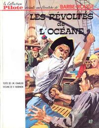 Cover Thumbnail for Barbe-Rouge (Dargaud, 1961 series) #5 - Les révoltés de l'Océane