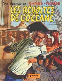 Cover Thumbnail for Barbe-Rouge (Dargaud, 1961 series) #5 -  Les révoltés de l'Océane [1973-04]