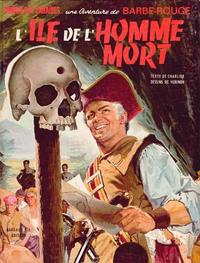 Cover Thumbnail for Barbe-Rouge (Dargaud, 1961 series) #7 - L'île de l'homme mort