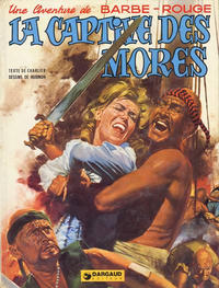 Cover Thumbnail for Barbe-Rouge (Dargaud, 1961 series) #16 - La captive des Mores
