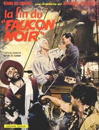 """Cover Thumbnail for Barbe-Rouge (Dargaud, 1961 series) #9 - La fin du """"faucon noir"""""""