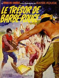 Cover Thumbnail for Barbe-Rouge (Dargaud, 1961 series) #11 - Le trésor de Barbe-Rouge