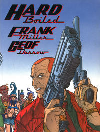 Cover Thumbnail for Hard Boiled (Dark Horse, 1993 series)