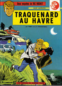 Cover Thumbnail for Ric Hochet (Le Lombard, 1963 series) #1 - Traquenard au Havre