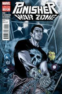 Cover Thumbnail for Punisher: War Zone (Marvel, 2012 series) #5