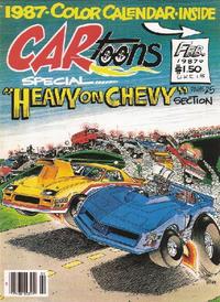 Cover Thumbnail for CARtoons (Petersen Publishing, 1961 series) #[158]