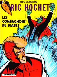 Cover Thumbnail for Ric Hochet (Le Lombard, 1963 series) #13 - Les compagnons du diable
