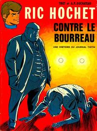 Cover Thumbnail for Ric Hochet (Le Lombard, 1963 series) #14 - Ric Hochet contre le bourreau