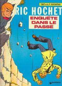 Cover Thumbnail for Ric Hochet (Le Lombard, 1963 series) #18 - Enquête dans le passé
