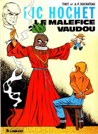 Cover Thumbnail for Ric Hochet (Le Lombard, 1963 series) #37 - Le maléfice vaudou