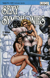 Cover Thumbnail for Sexy Symphonies (Fantagraphics, 2001 series) #5