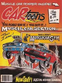 Cover Thumbnail for CARtoons (Petersen Publishing, 1961 series) #[164]