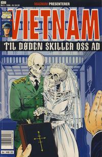 Cover Thumbnail for Magnum presenterer (Bladkompaniet / Schibsted, 1995 series) #5/1996