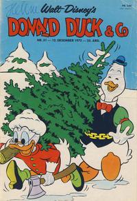 Cover Thumbnail for Donald Duck & Co (Hjemmet / Egmont, 1948 series) #51/1972