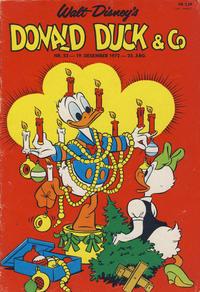 Cover Thumbnail for Donald Duck & Co (Hjemmet / Egmont, 1948 series) #52/1972