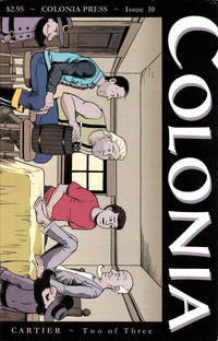 Cover Thumbnail for Colonia (Colonia Press, 1998 series) #10