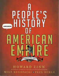 Cover Thumbnail for A People's History of American Empire (Henry Holt and Co., 2008 series)