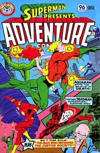 Cover Thumbnail for Superman Presents Adventure Comics (K. G. Murray, 1982 series) #7