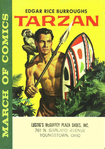Cover for March of Comics (Western, 1946 series) #204