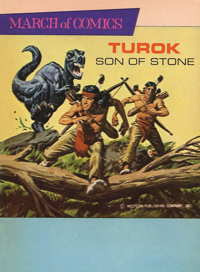 Cover for March of Comics (Western, 1946 series) #378