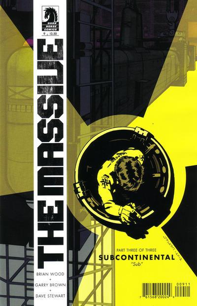 Cover for The Massive (Dark Horse, 2012 series) #9