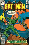Cover for Batman (DC, 1940 series) #317 [Whitman Variant]