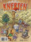 Cover for Knerten jul (Hjemmet / Egmont, 2011 series) #2012