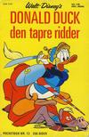 Cover for Donald Pocket (Hjemmet / Egmont, 1968 series) #13 - Donald Duck den tapre ridder [1. opplag]