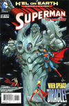 Cover for Superman (DC, 2011 series) #17