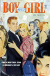 Cover for Boy Meets Girl (Lev Gleason, 1950 series) #12