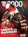 Cover for 2000 AD (Rebellion, 2001 series) #1813