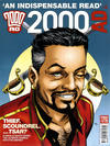 Cover for 2000 AD (Rebellion, 2001 series) #1778