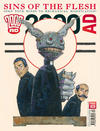 Cover for 2000 AD (Rebellion, 2001 series) #1820