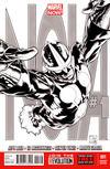 Cover Thumbnail for Nova (2013 series) #1 [Sketch Variant by Joe Quesada]