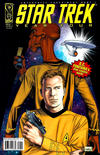 Cover for Star Trek Year Four: Enterprise Experiment (IDW, 2008 series) #1