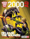 Cover for 2000 AD (Rebellion, 2001 series) #1782