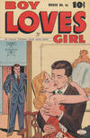 Cover for Boy Loves Girl (Lev Gleason, 1952 series) #44