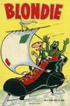 Cover for Blondie (Åhlén & Åkerlunds, 1956 series) #2/1958