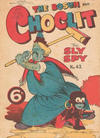 Cover for The Bosun and Choclit Funnies (Elmsdale, 1946 series) #43