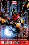 Cover Thumbnail for Nova (2013 series) #1 [Variant Cover by Joe Quesada]