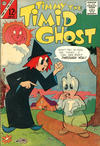 Cover for Timmy the Timid Ghost (Charlton, 1956 series) #36