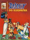 Cover for Asterix (Egmont, 1969 series) #2 - Asterix og Kleopatra [1979 utgave]